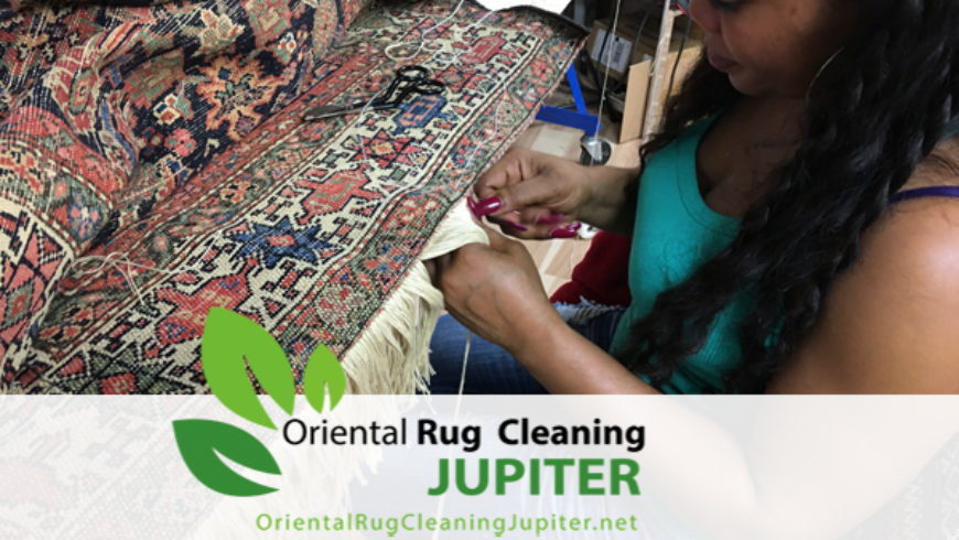 Looking for A Professional Rug Repair in jupiter