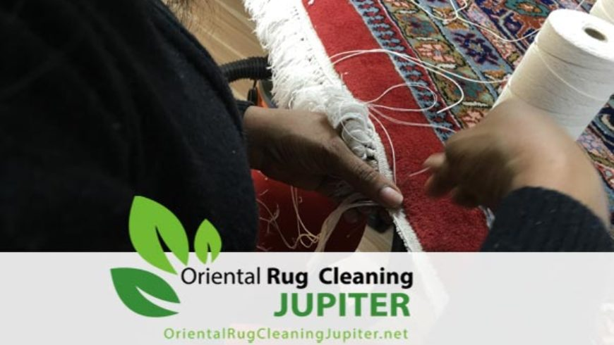 Finest Rug Repair Specialists in jupiter