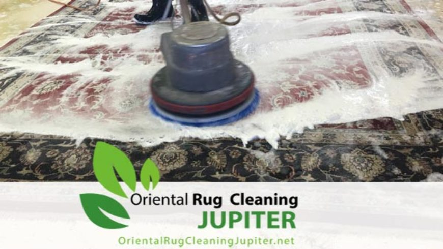 Best Oriental Rug Cleaning Experts in Fort jupiter