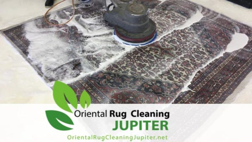 Best Method of Oriental rug cleaning in jupiter